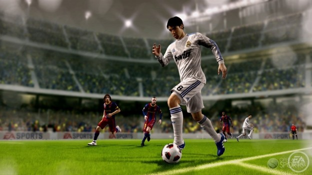 FIFA Soccer 11 Screenshot #21 for Xbox 360