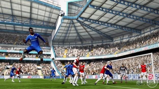 FIFA Soccer 11 Screenshot #23 for Xbox 360