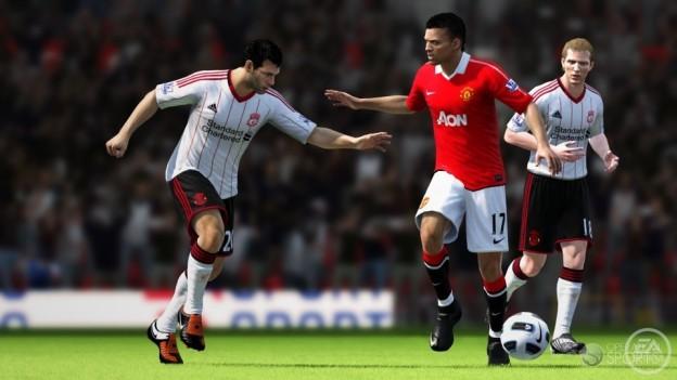 FIFA Soccer 11 Screenshot #24 for Xbox 360