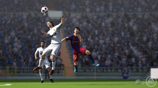 FIFA Soccer 11 Screenshot #25 for Xbox 360