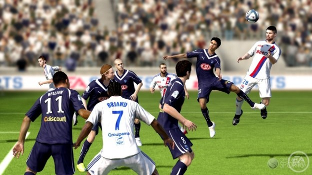 FIFA Soccer 11 Screenshot #27 for Xbox 360