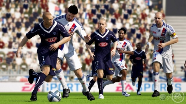 FIFA Soccer 11 Screenshot #31 for Xbox 360