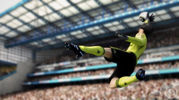 FIFA Soccer 11 Screenshot #32 for Xbox 360