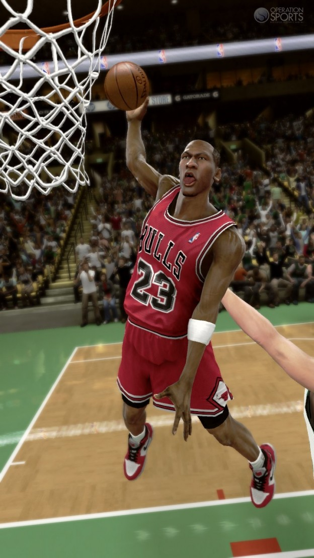 NBA 2K11 Screenshot #23 for Xbox 360