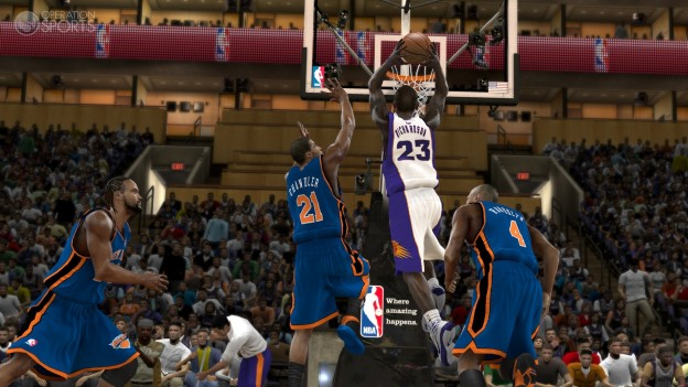 NBA 2K11 Screenshot #24 for Xbox 360