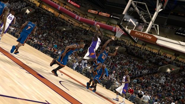 NBA 2K11 Screenshot #25 for Xbox 360