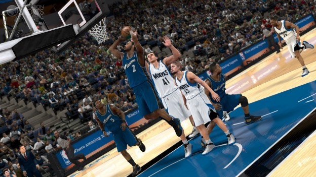 NBA 2K11 Screenshot #26 for Xbox 360