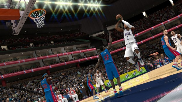 NBA 2K11 Screenshot #27 for Xbox 360