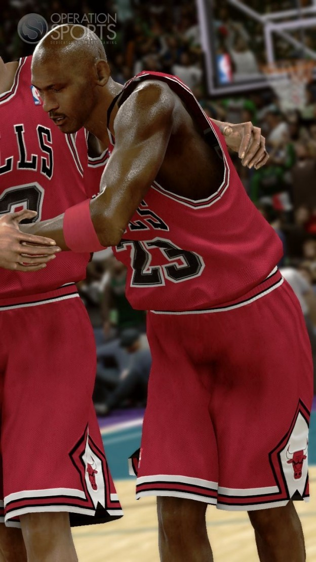 NBA 2K11 Screenshot #30 for Xbox 360