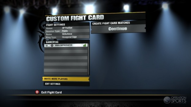 EA Sports MMA Screenshot #67 for Xbox 360