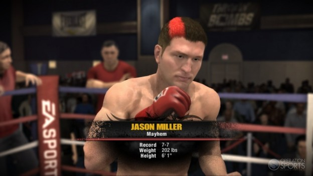 EA Sports MMA Screenshot #75 for Xbox 360