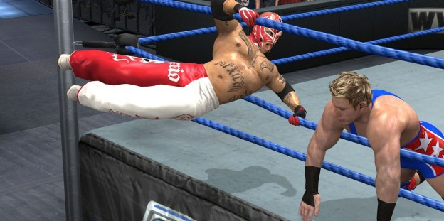 WWE Smackdown vs. Raw 2011 Screenshot #4 for Xbox 360