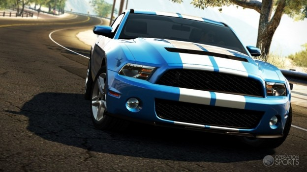 Need for Speed Hot Pursuit Screenshot #5 for Xbox 360