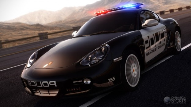 Need for Speed Hot Pursuit Screenshot #1 for PS3
