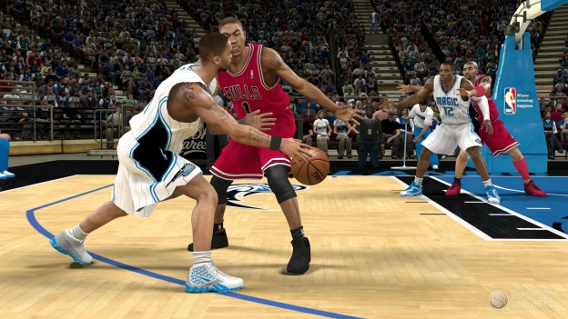 NBA 2K11 Screenshot #32 for Xbox 360