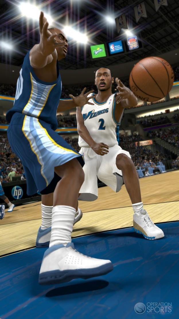 NBA 2K11 Screenshot #33 for Xbox 360