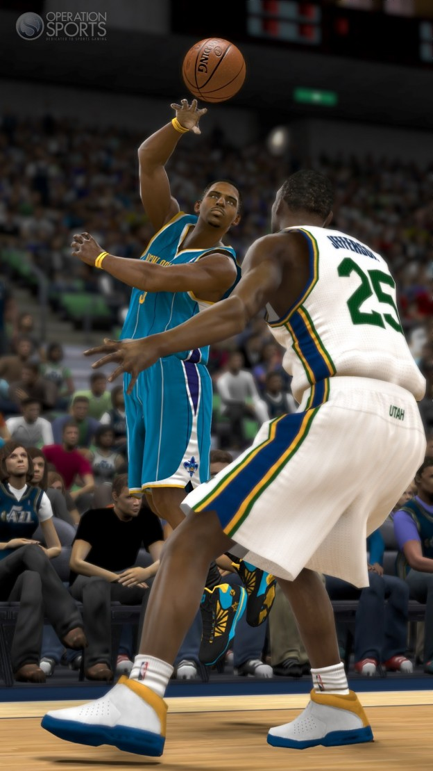 NBA 2K11 Screenshot #34 for Xbox 360