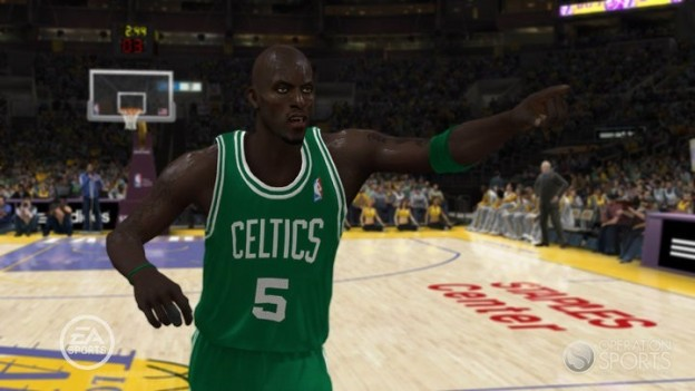 NBA Elite 11 Screenshot #30 for Xbox 360
