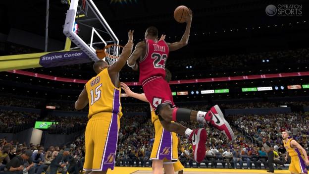 NBA 2K11 Screenshot #40 for Xbox 360