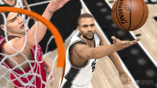 NBA 2K11 Screenshot #43 for Xbox 360