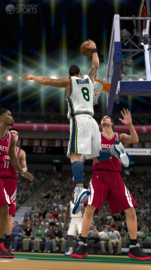 NBA 2K11 Screenshot #48 for Xbox 360