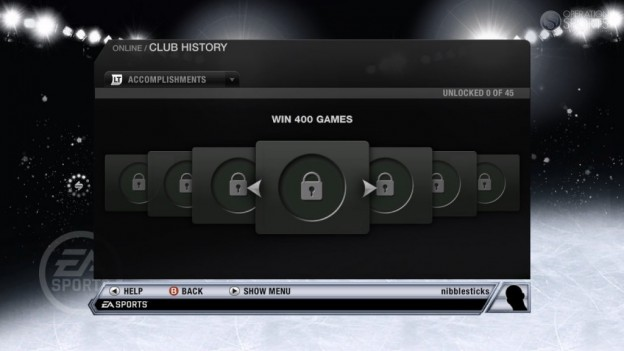 NHL 11 Screenshot #102 for Xbox 360