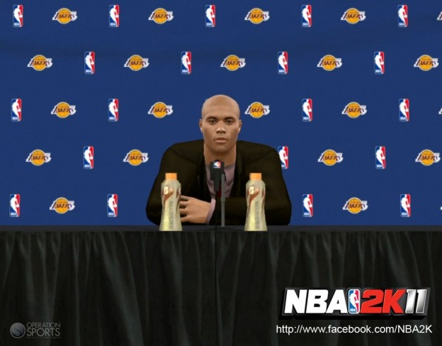 NBA 2K11 Screenshot #52 for Xbox 360