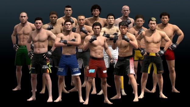 EA Sports MMA Screenshot #82 for Xbox 360