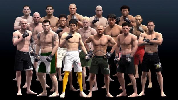 EA Sports MMA Screenshot #83 for Xbox 360