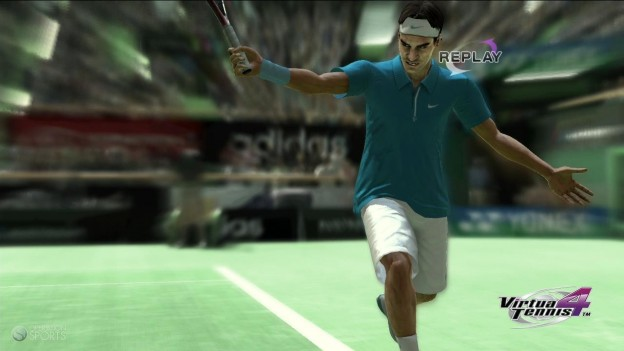 Virtua Tennis 4 Screenshot #2 for PS3