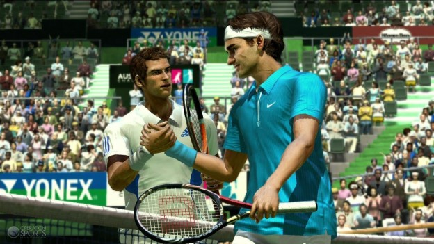 Virtua Tennis 4 Screenshot #3 for PS3
