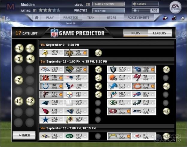 Madden NFL Superstars Screenshot #3 for PC