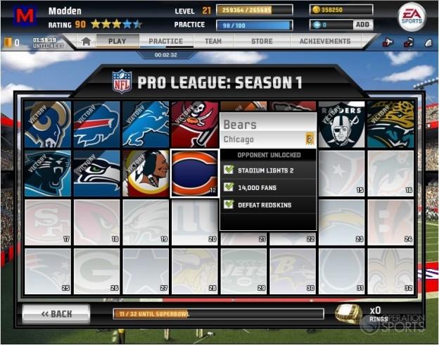 Madden NFL Superstars Screenshot #4 for PC