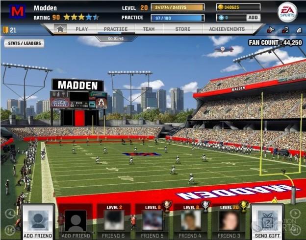 Madden NFL Superstars Screenshot #6 for PC