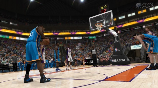 NBA Elite 11 Screenshot #32 for Xbox 360