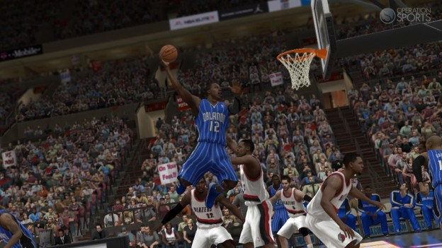 NBA Elite 11 Screenshot #35 for Xbox 360