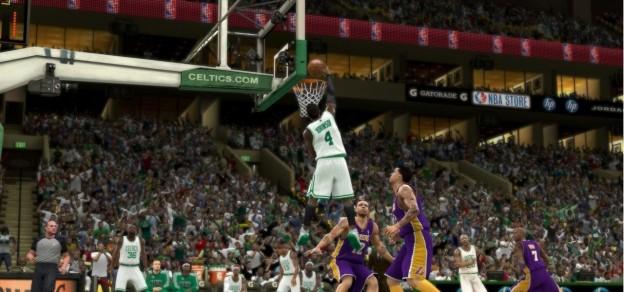 NBA 2K11 Screenshot #56 for Xbox 360