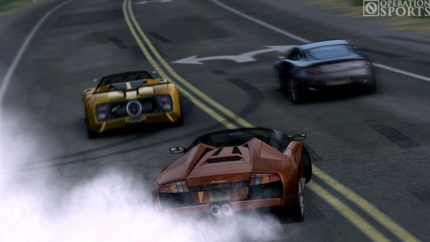 Test Drive Unlimited Screenshot #1 for Xbox 360