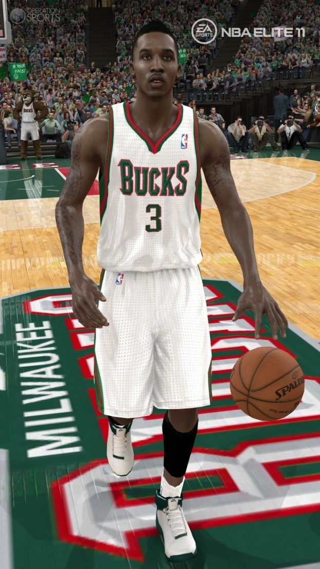 NBA Elite 11 Screenshot #36 for Xbox 360