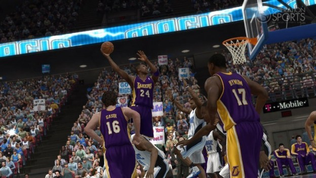 NBA Elite 11 Screenshot #40 for Xbox 360