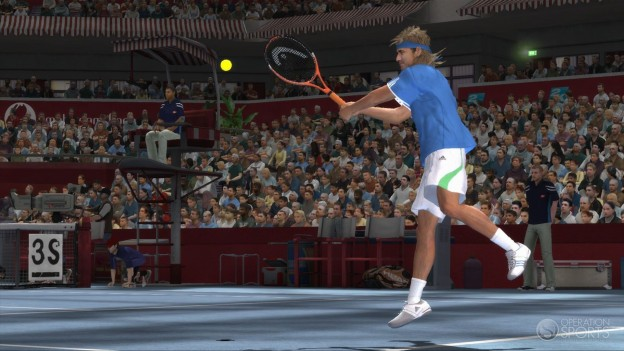 Top Spin 4 Screenshot #4 for Xbox 360