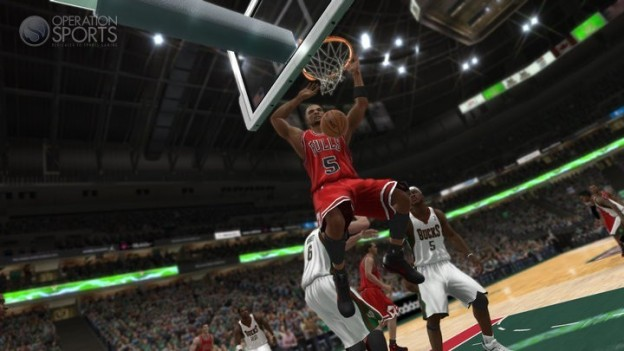 NBA Elite 11 Screenshot #43 for Xbox 360