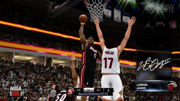 NBA 2K11 Screenshot #75 for Xbox 360