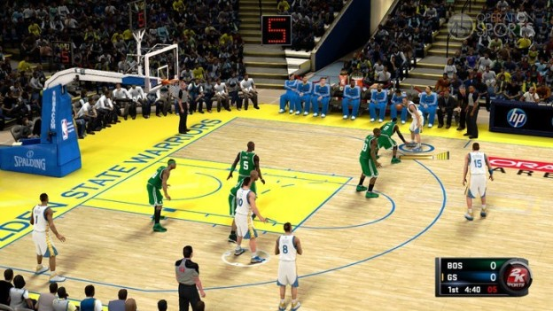NBA 2K11 Screenshot #76 for Xbox 360