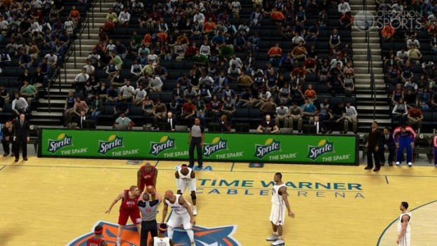 NBA 2K11 Screenshot #77 for Xbox 360