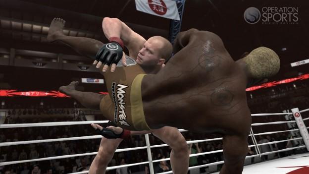 EA Sports MMA Screenshot #87 for Xbox 360