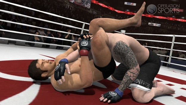 EA Sports MMA Screenshot #90 for Xbox 360