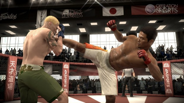 EA Sports MMA Screenshot #92 for Xbox 360