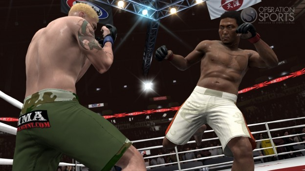 EA Sports MMA Screenshot #94 for Xbox 360