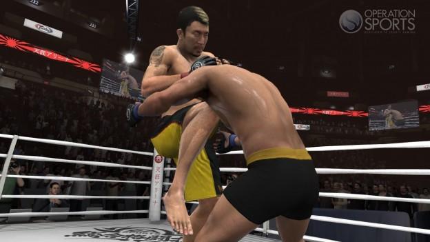 EA Sports MMA Screenshot #97 for Xbox 360